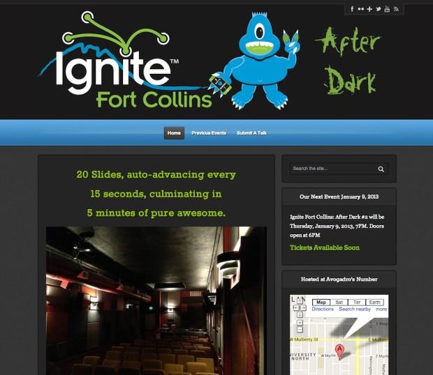 Ignite Fort Collins: After Dark